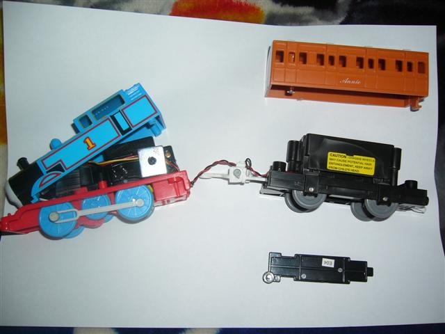 tomy and trackmaster thomas repair guides